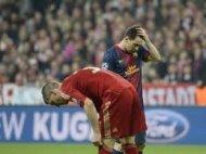 Бавария — Барселона 4:0 в полуфинале Лиги Чемпионов 2013