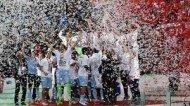 Лацио - обладатель кубка Италии 2013