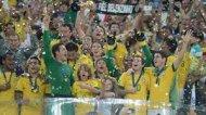 Сборная Бразилии победитель Кубка Конфедераций 2013