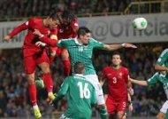 Северная Ирландия уступает Португалии
