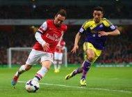 Арсенал и Суонси делят очки