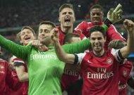 Арсенал - обладатель Кубка Англии 2014