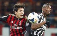 Милан в сухую проигрывает Ювентусу