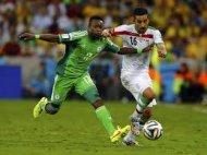 Иран и Нигерия голов не забивают