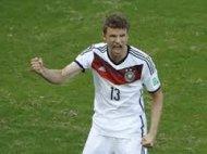 Германия в сухую громит Португалию