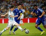 Аргентина обыгрывает Боснию