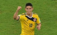 Колумбия в сухую проходит Уругвай