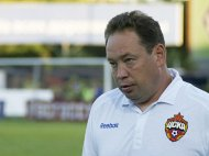 Леонид Слуцкий сделал замечание о команде